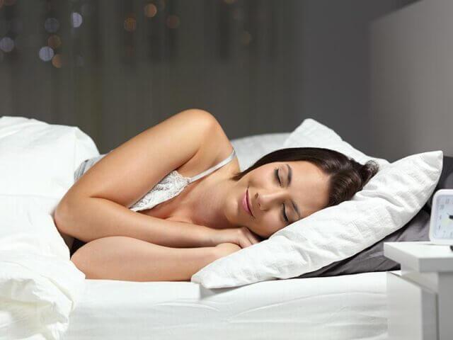 Importancia del descanso nocturno