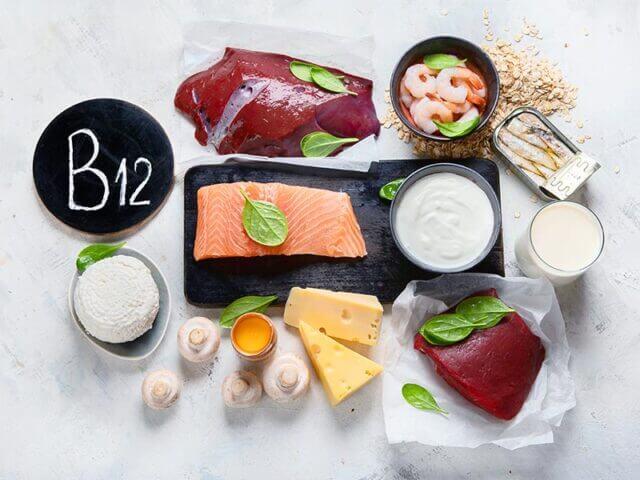 Beneficios de la vitamina B12